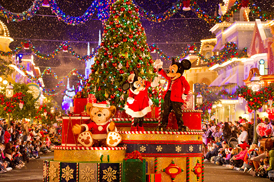 Join Mickey's Very Merry Christmas Party This Year at Magic Kingdom Park