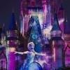 """Cinderella Castle Gets """"Frozen"""" This Holiday Season"""