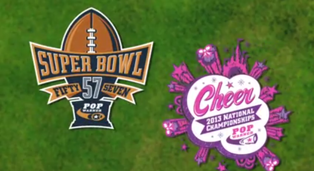 2013 Pop Warner Super Bowl and National Cheer   Dance Championships   YouTube