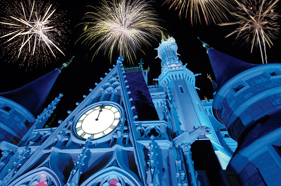 Walt Disney World Resort Sends 2012 out with a Bang