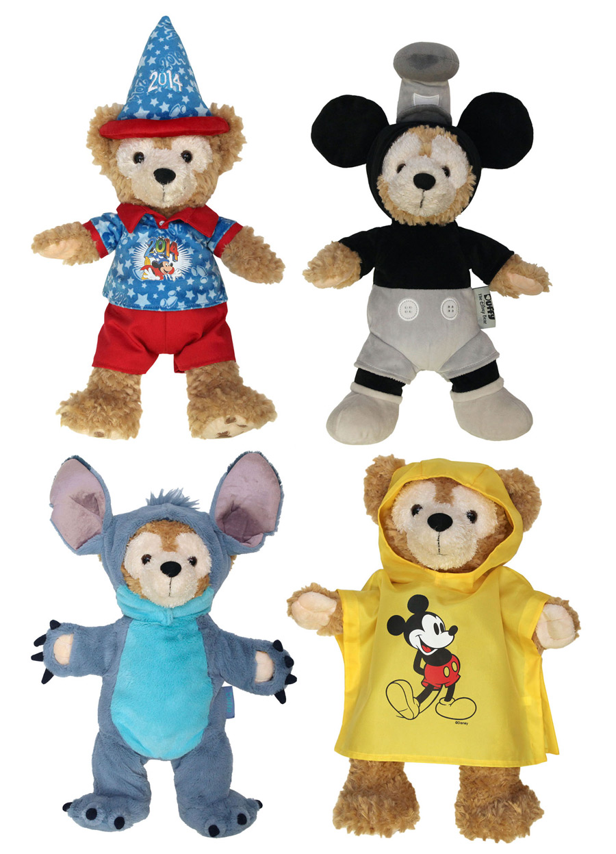 DBO873627. Additional costumes ...  sc 1 st  Disney Parks & Unbearably Cute Costumes and More for Duffy the Disney Bear Coming ...