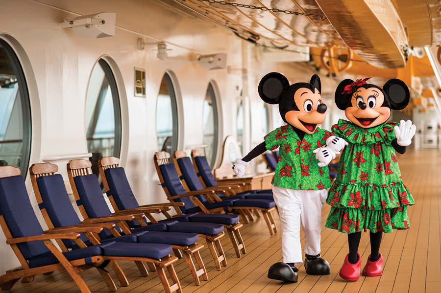 Top 10 Magical Moments on Disney Cruise Line's Very ...