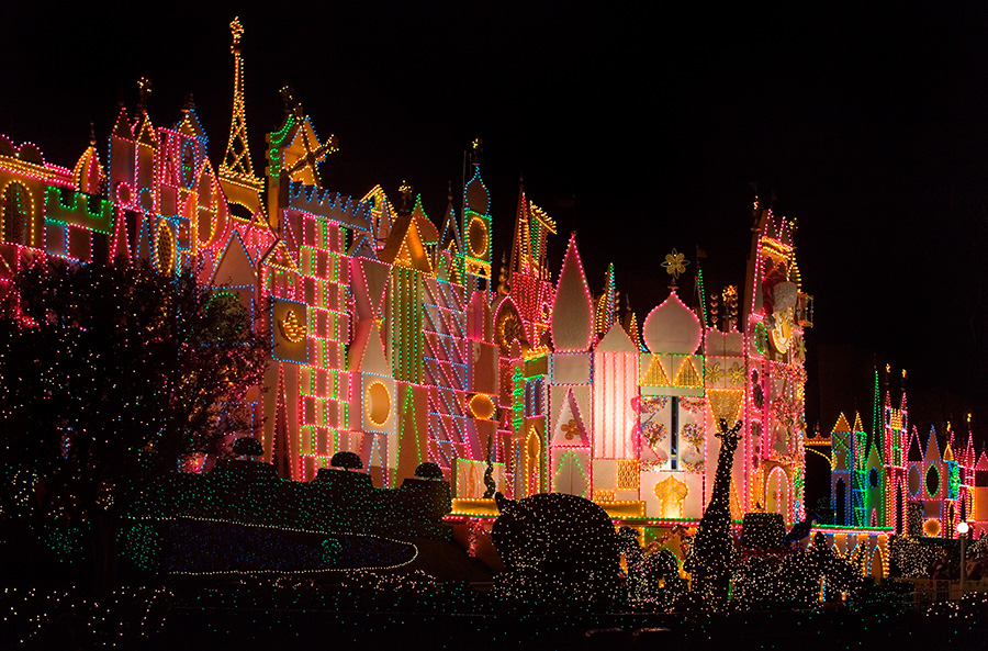 'it's a small world' Holiday at Disneyland Resort