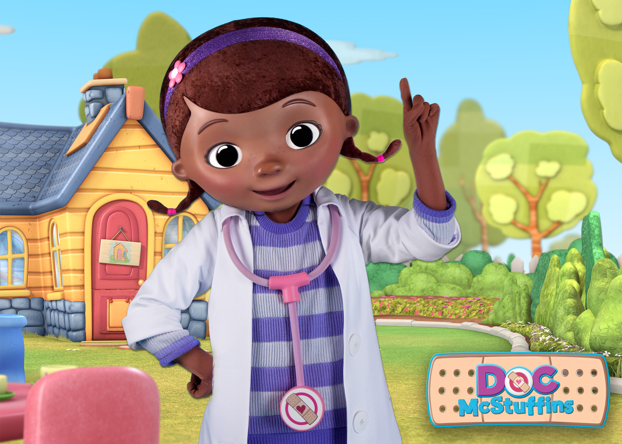 Playing and Dining with Doc McStuffins and Sofia the First at Disney s  Hollywood Studios. Playing and Dining with Doc McStuffins and Sofia the First at