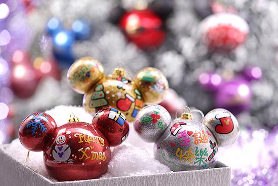 Hong Kong Disneyland Holiday Personalized Ornaments ...