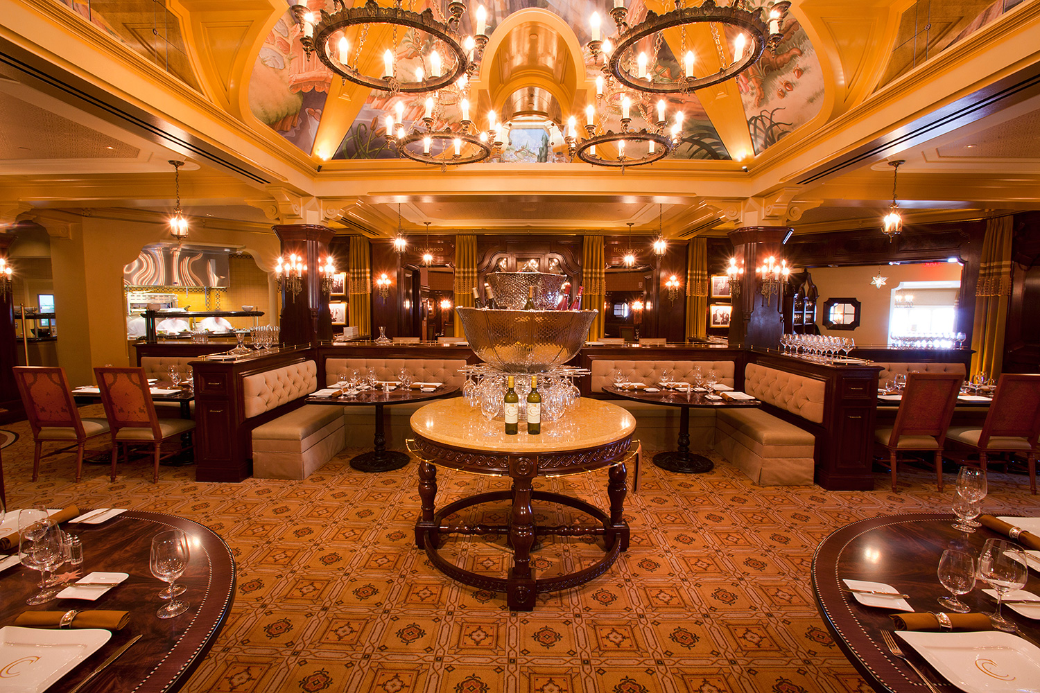 Disneyland Resort Restaurants Win Big At Southern