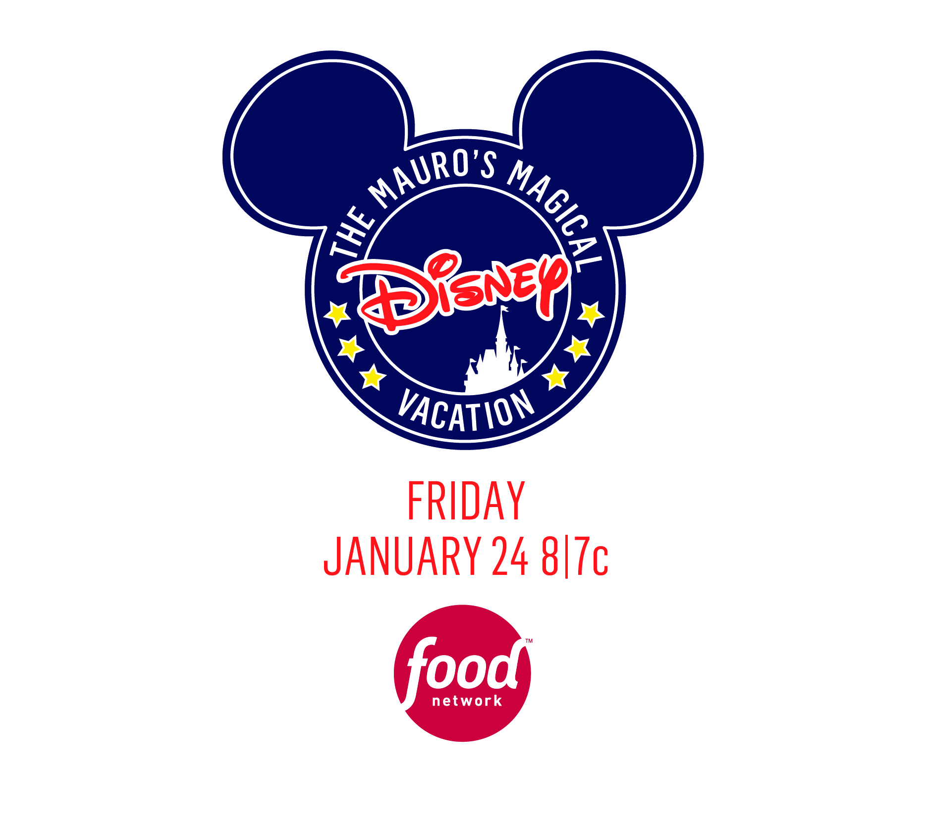 The Mauros Magical Disney Vacations Airs On Food Network