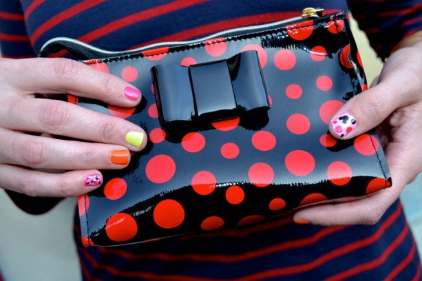 New Nail Colors From Beautifully Disney Pop of Minnie Collection