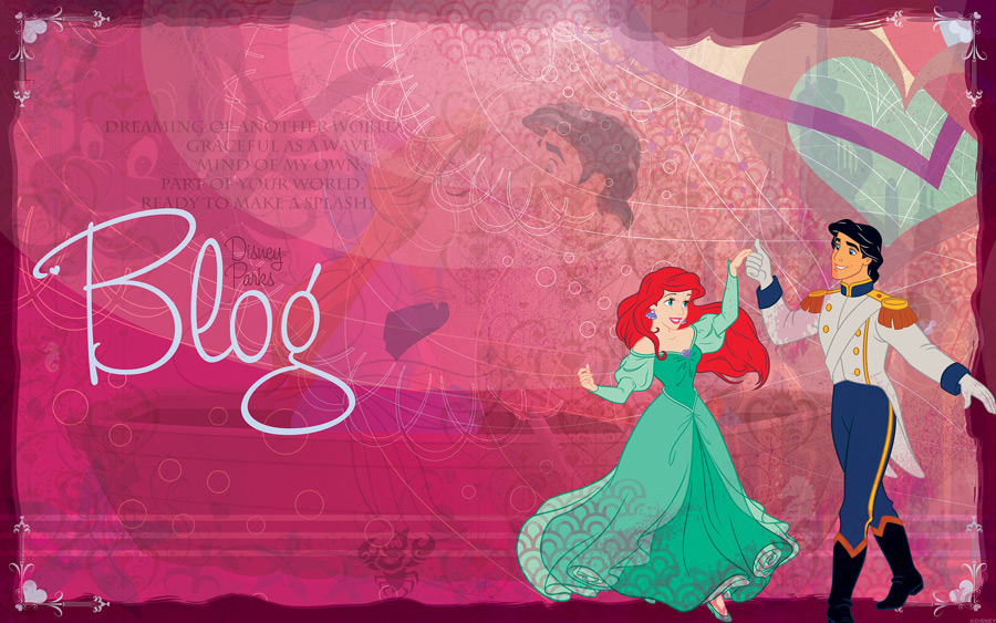 Count Down To Valentines Day With Our Ariel Eric Wallpaper