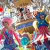 'Disney Festival of Fantasy Parade' Costumes