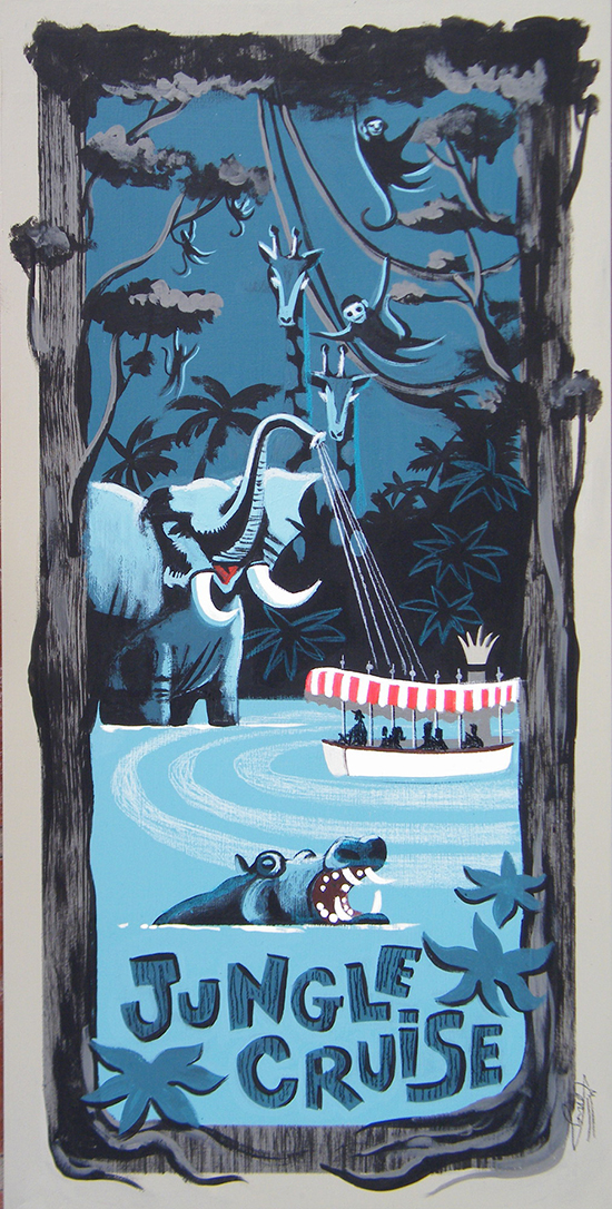 Meet El Gato Gomez at WonderGround Gallery in the Downtown Disney District on March 22 From 11 a.m. – 1 p.m.