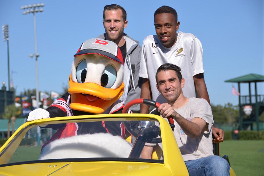 Target Practice: Orlando City SC Preps for Walt Disney World Pro Soccer Classic