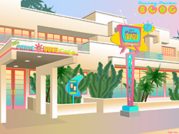 50's Prime Time Cafe at Disney's Hollywood Studios Desktop Wallpaper