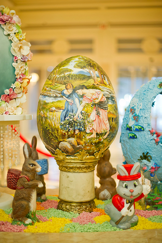 Exquisite Easter Eggs on Display April 4-22 at Disney's Grand Floridian Resort & Spa