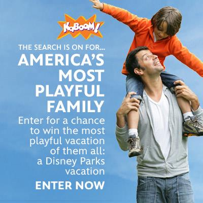 Images_WDPR_Americas Most Playful Family Contest Promo_2014