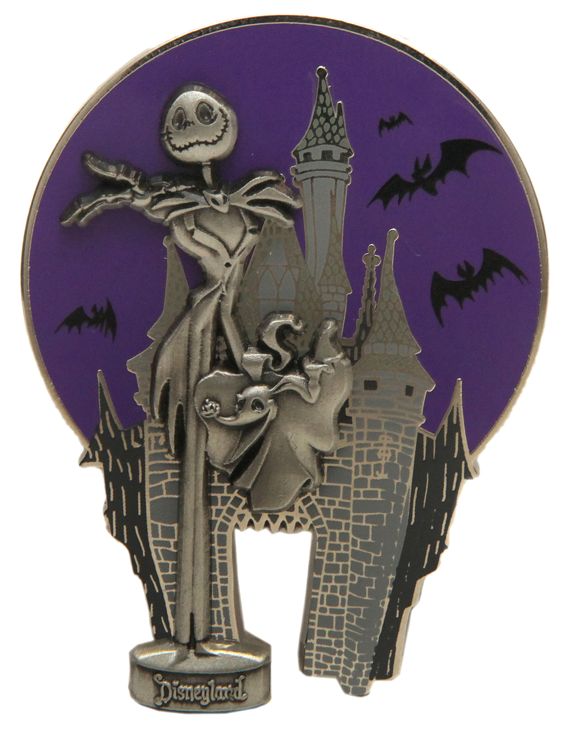 Tim Burton\'s The Nightmare Before Christmas\' in Disneyland Trading ...