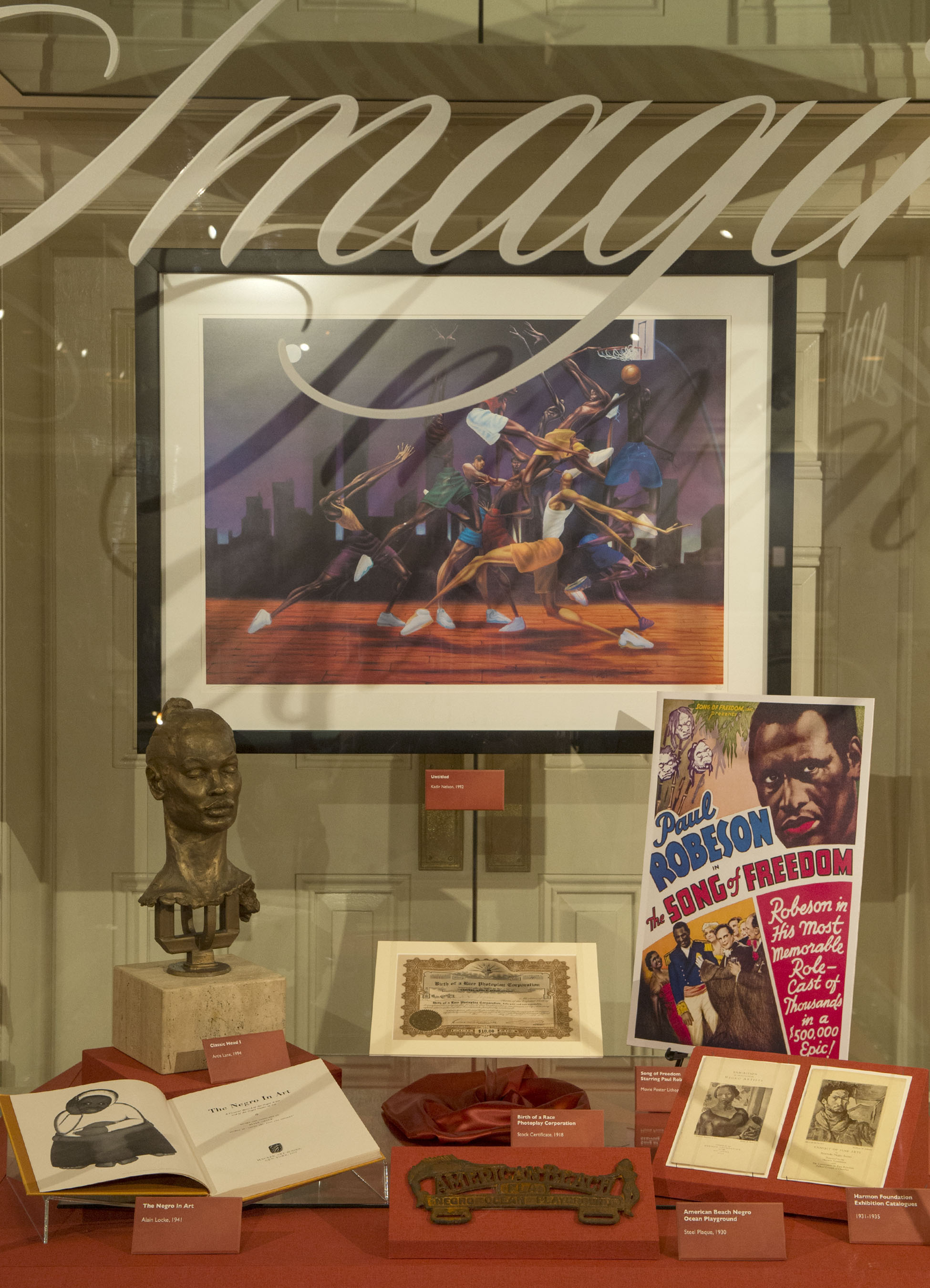 Kinsey Collection at Epcot Celebrates African-American Heritage