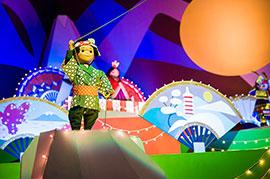 'it's a small world' Around The World: Tokyo Disneyland