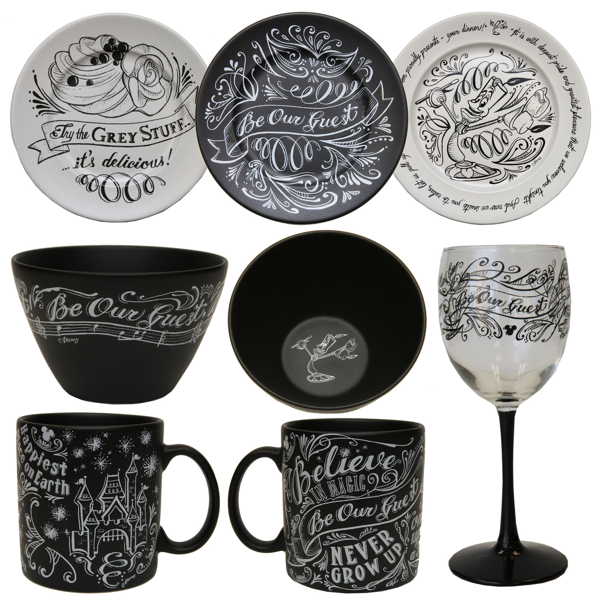 Chalkboard Art-Inspired Items Coming to Disney Centerpiece at Downtown Disney Marketplace in 2014  sc 1 st  Disney Parks & Chalkboard Art-Inspired Items Coming to Disney Centerpiece at ...
