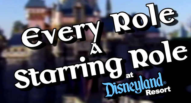 Every Role a Starring Role   Disneyland Resort Environmental Integration Representative   YouTube