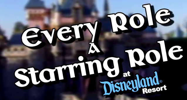 Every Role a Starring Role   Disneyland Resort Merchandise Presentation Manager   YouTube