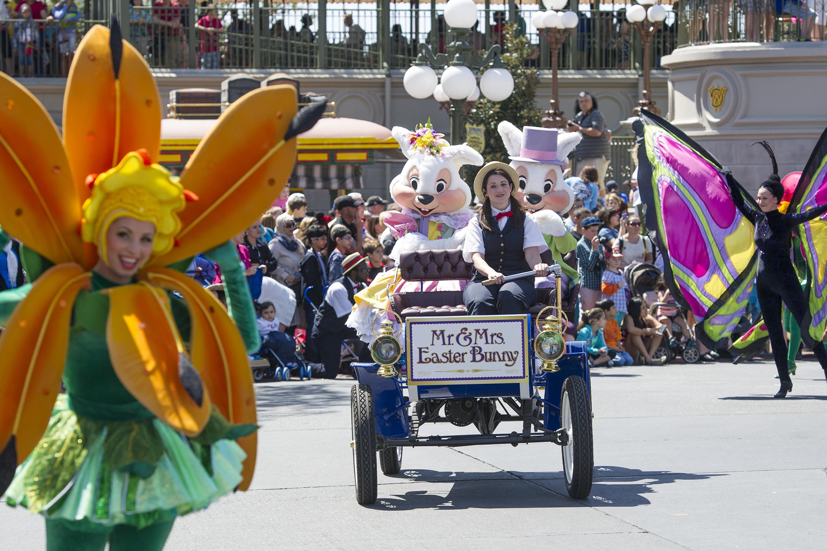 Easter Fun for Everyone at Disney