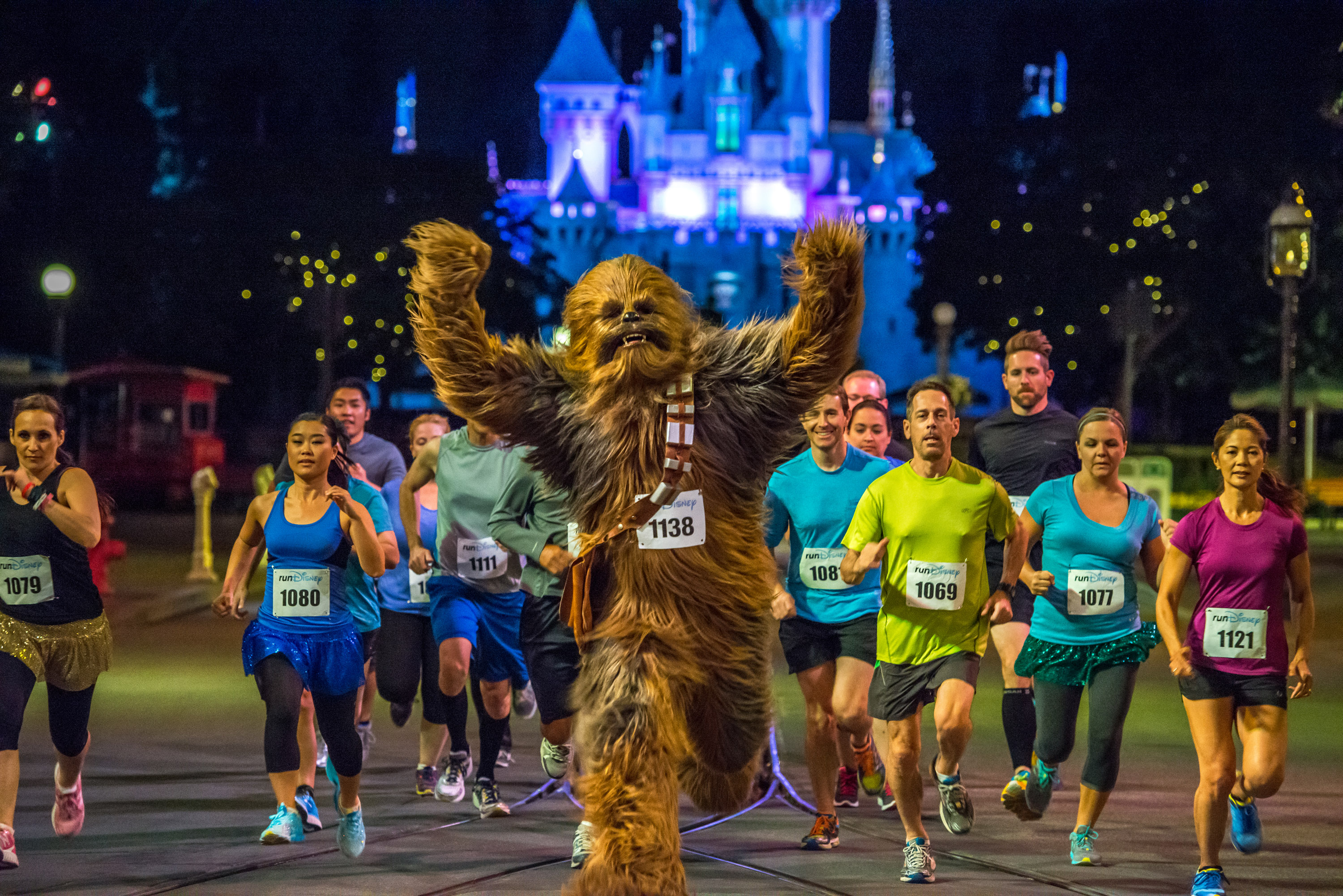runDisney Joins the Force for Star Wars Half Marathon Weekend at Disneyland Resort