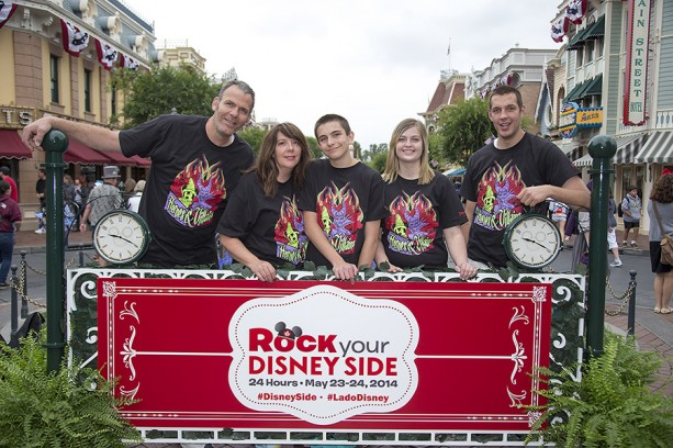 Rock Your Disney Side 24 hour Party