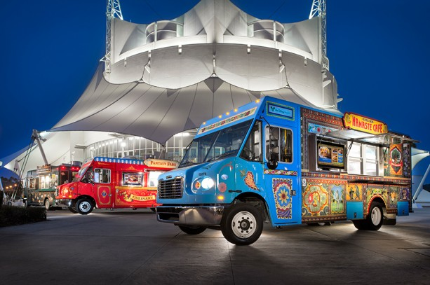 Presenting the First-Ever Food Truck Bazaar at Downtown Disney