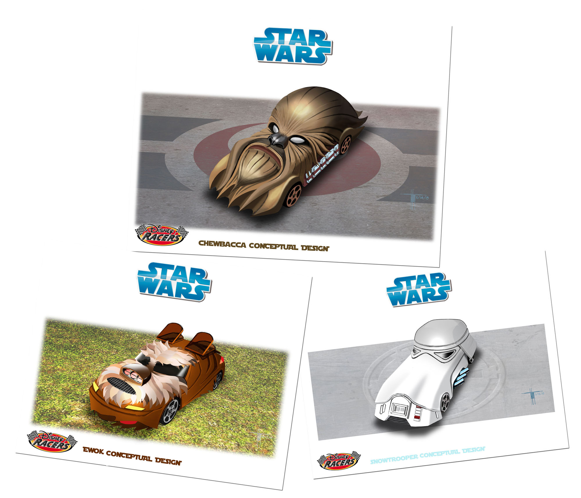 New Merchandise Coming to Fifth Weekend at Star Wars Weekends From June 13-15, 2014 at Disney's Hollywood Studios