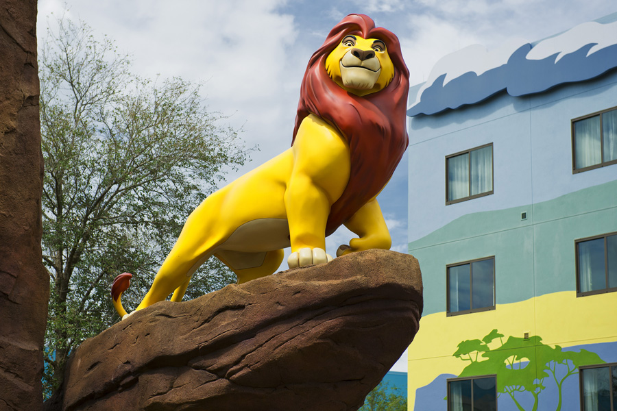 Disney's Art of Animation Resort at Walt Disney World Resort