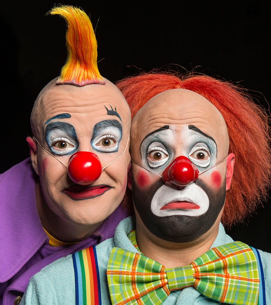 New Clowns Bring Big Laughs to La Nouba by Cirque du Soleil at Walt Disney World Resort