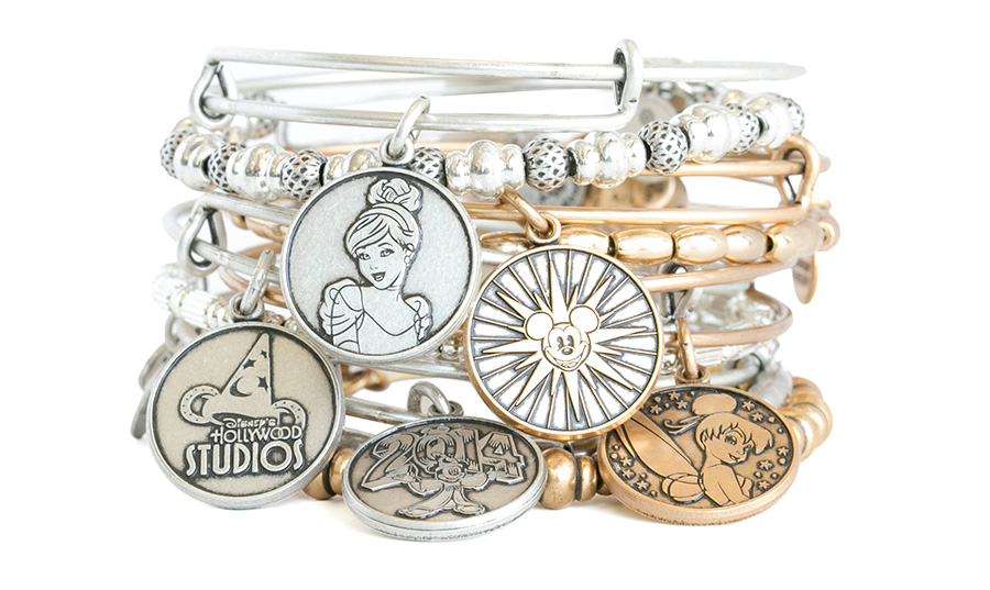 Alex And Ani Add Character To The Disney Parks Collection - Alex and ani cruise ship bangle