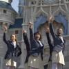 Detroit Academy of Arts & Sciences Choir Perform at Magic Kingdom Park