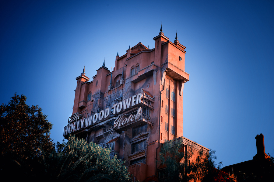 20 Facts For The Twilight Zone Tower Of Terror S 20th