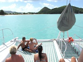 Catamaran And Lobster Lunch Cruise Port Adventure with Disney Cruise Line