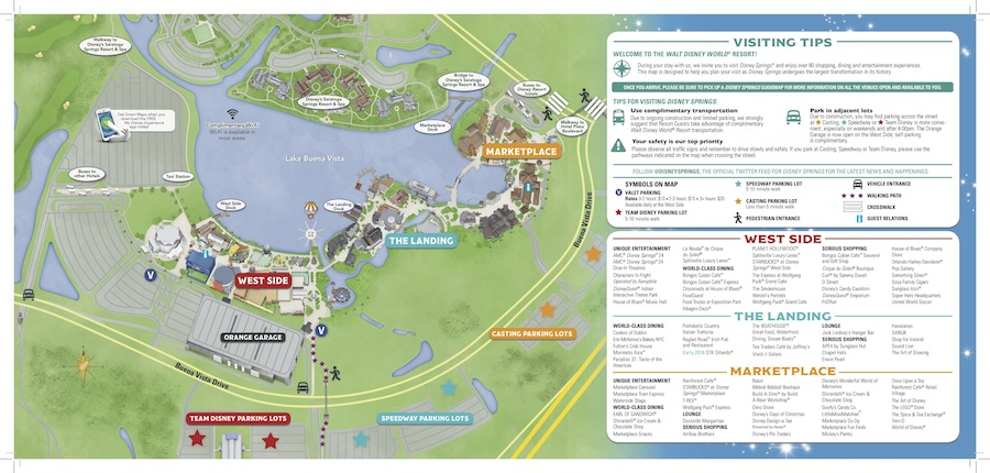 Heading to Downtown Disney at Walt Disney World Don t Miss These