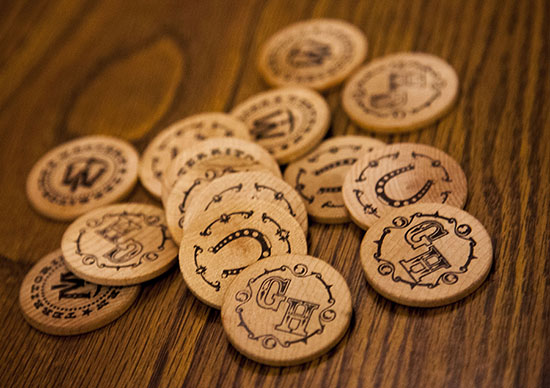 Collecting Bits at'Legends of Frontierland: Gold Rush!'