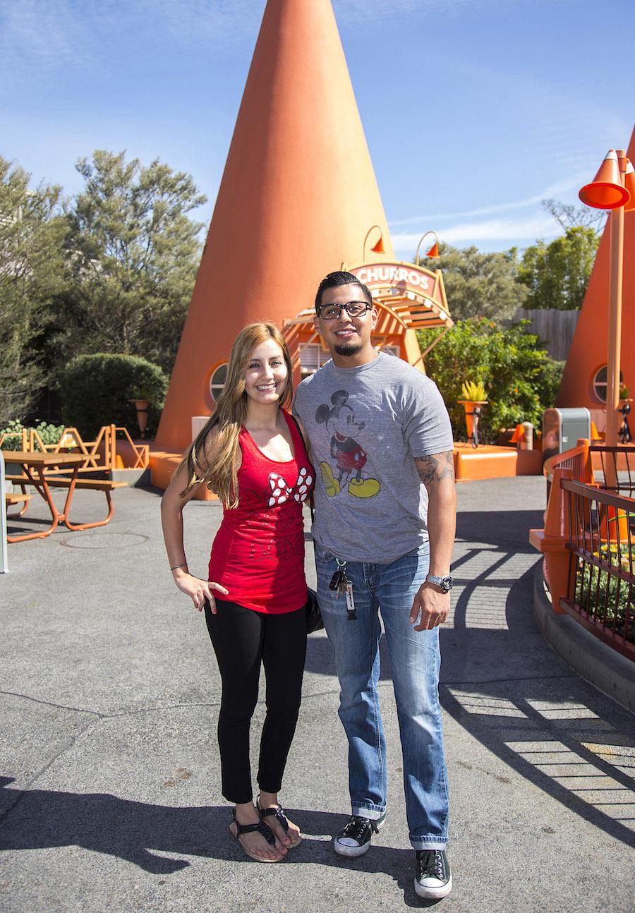 Go To Www Bing Com1 Microsoft Way Redmond: Main Street Style: Seeing Double At Disney California