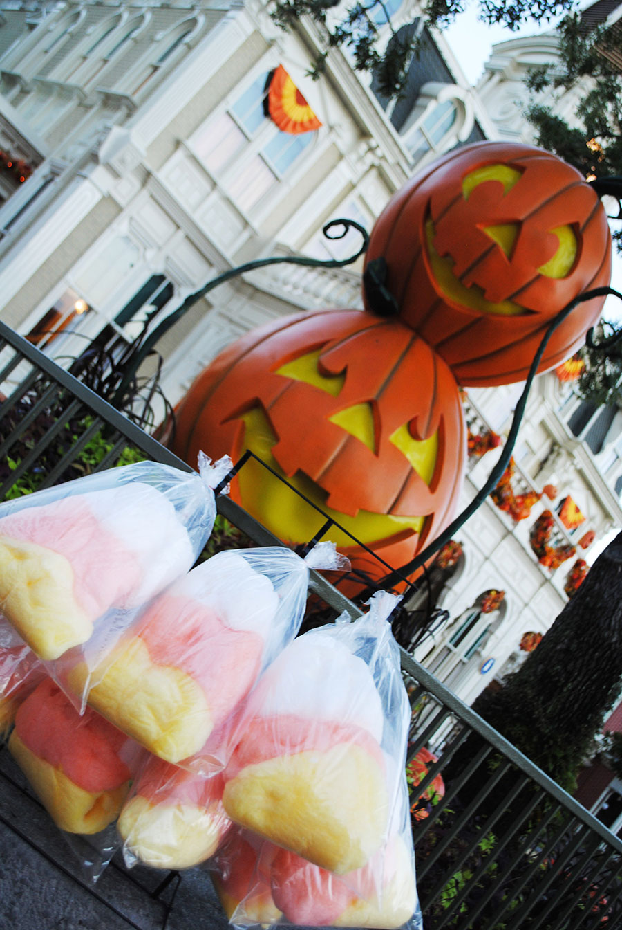 No Tricks, Just Treats at Mickey's Not-So-Scary Halloween Party at ...