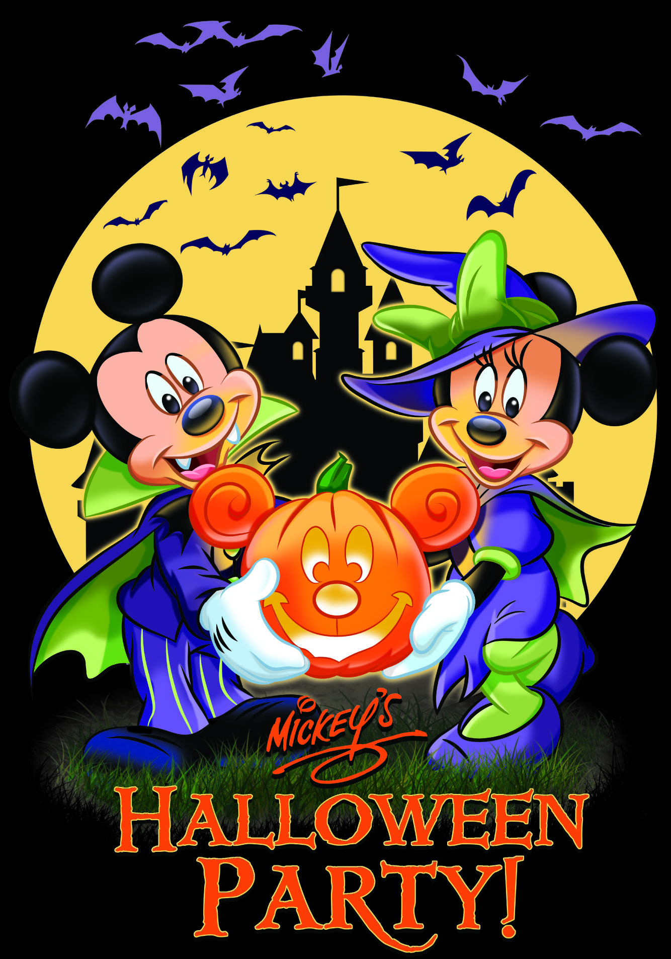 New Mickey's Halloween Party Merchandise Coming to the Disneyland ...