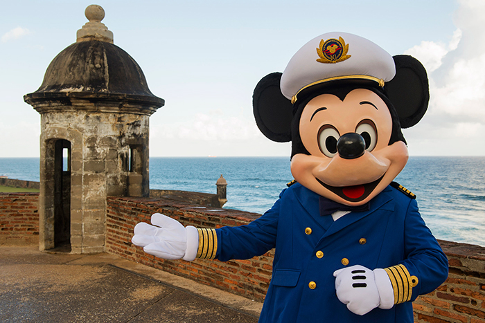 Disney Magic Arrives To San Juan For First Ever Departures From Puerto Rico Disney Parks Blog