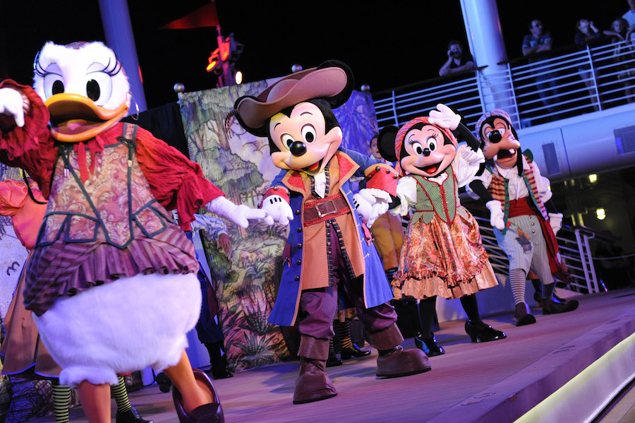 Image result for pirate night disney cruise