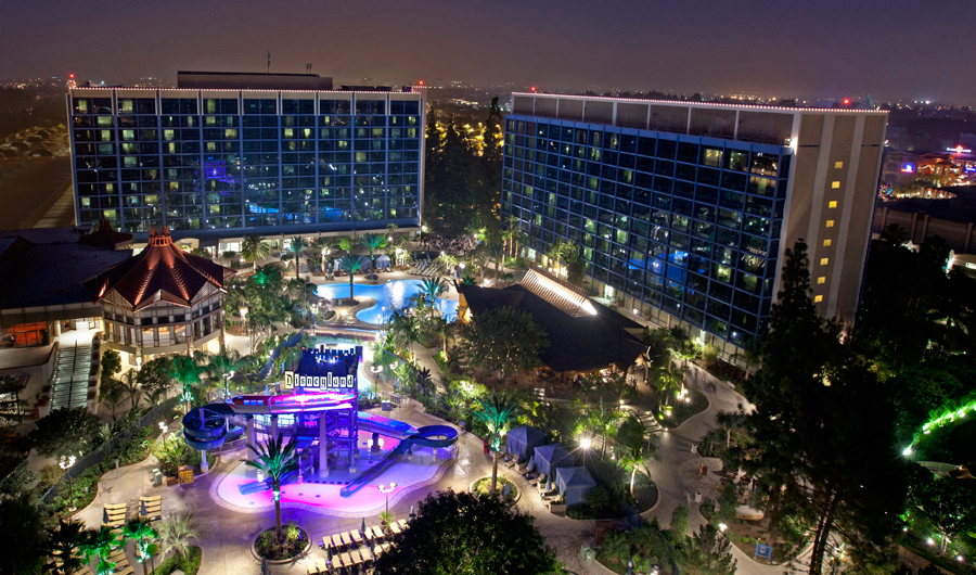 Disneyland Hotel At The Resort