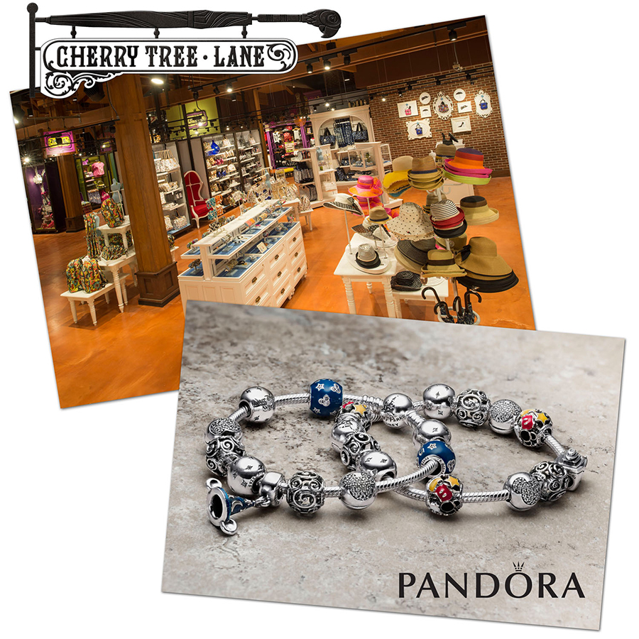 What Jewelry Store Sells Pandora: Additional Details About PANDORA Jewelry Showcase In