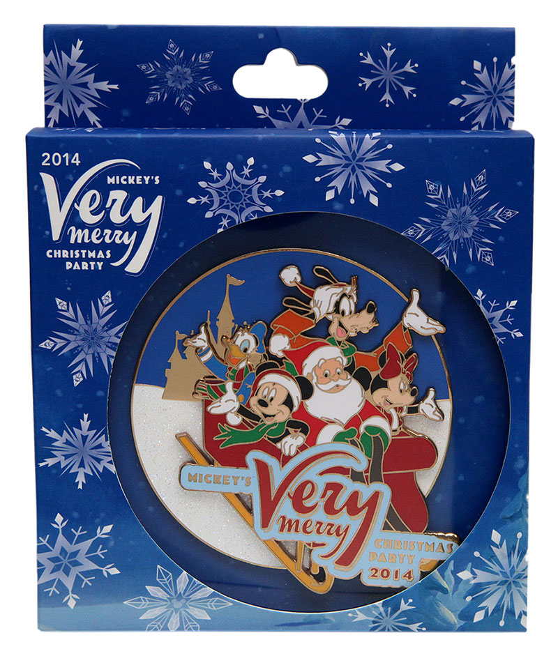 New Merchandise For Mickey's Very Merry Christmas Party at Magic ...