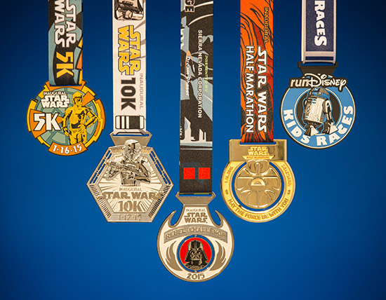 Trust Your Training The Inaugural Star Wars Half