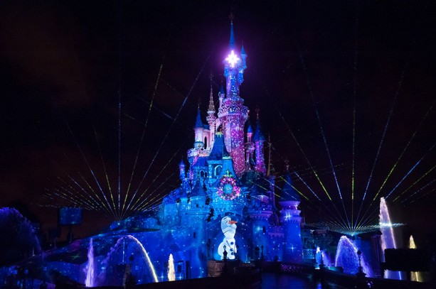 Holiday Festivities Begin At Disneyland Resort Paris