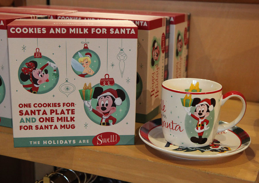 A Swell Holiday Collection For Your Home Now Available at Disney ...