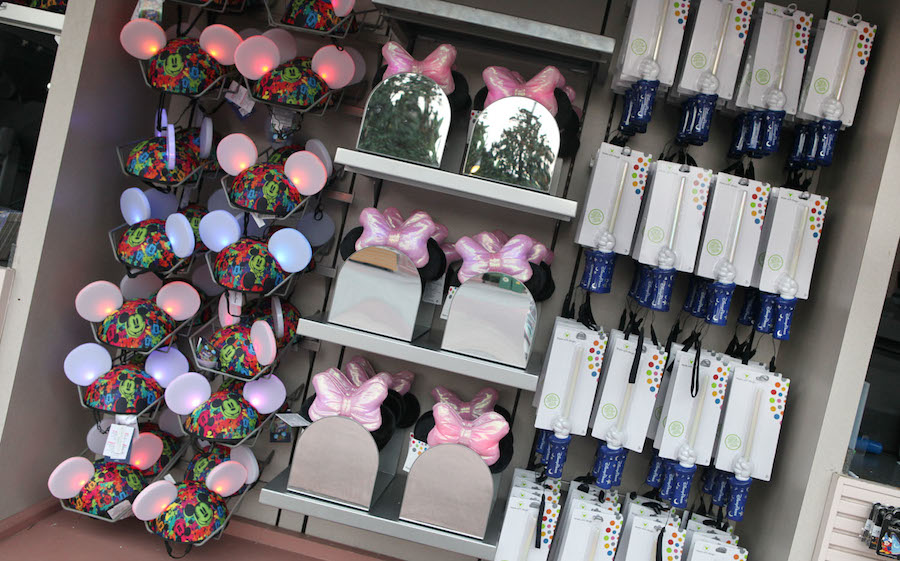 Made With Magic Items Now Available At Disney Parks